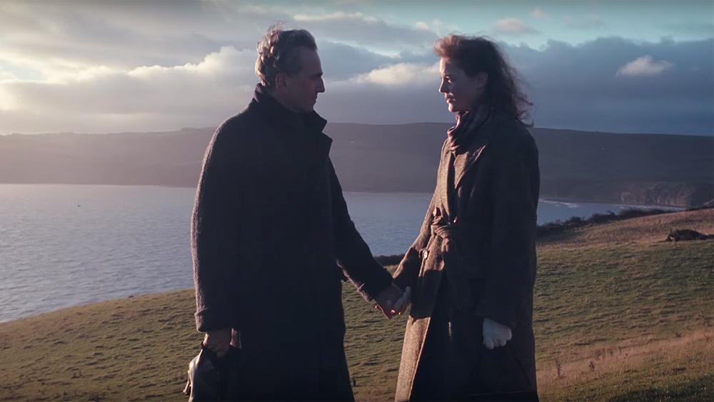 phantom thread alma and reynolds holding hands